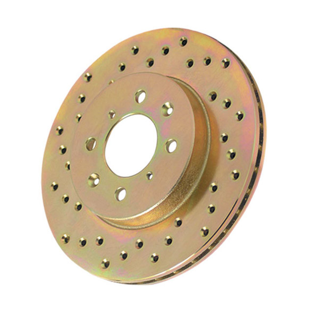 Powerstop Cross Drilled Brake Rotors