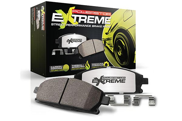 Powerstop Z26 Extreme Performance Brake Pads