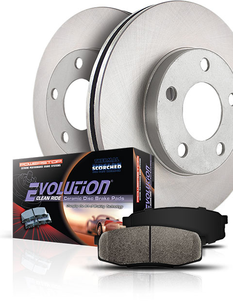 Powerstop Autospecialty OE Brake Kits