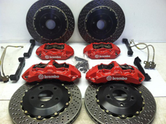 Big Brake Kits - Brembo