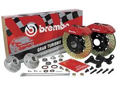 Brembo Big Brake Kits Upgrade