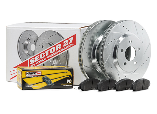 Hawk Sector 27 Brake Kit