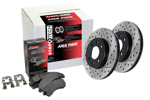 Stoptech Axle Pack Brake Kit