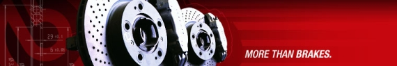 Brembo - More Than Brakes