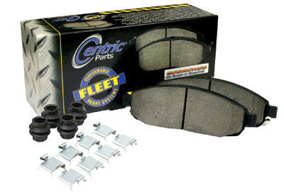 Centric Parts Fleet Performance Brake Pads