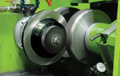 Centric Rotors Double Disc Grinding