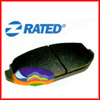 Performance Friction Z Rated Brake Pads