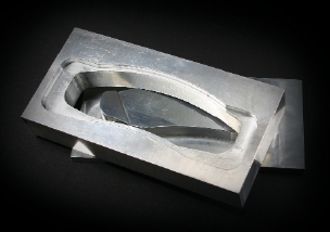 Posi Quiet Brake Pad Mold