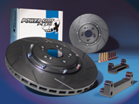 Power Slot Plus Big Brake System