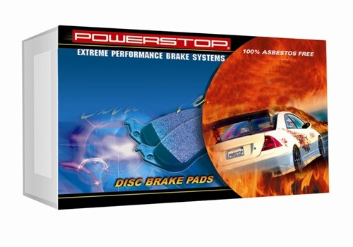 Power Stop Z26 Extreme Performance Brake Pads