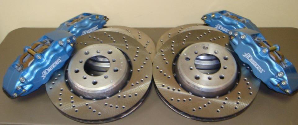 Rotora Big Brake Kit