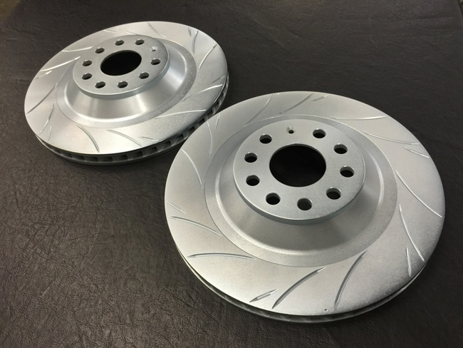 Slotted Discs