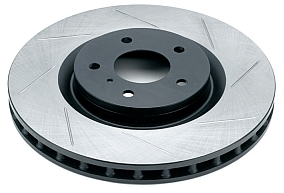 Rotora Slotted Brake Rotor Disc