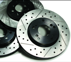 SportStop Performance Brake Rotors