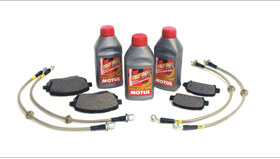SportStop Stage 1 Brake Upgrade Kit